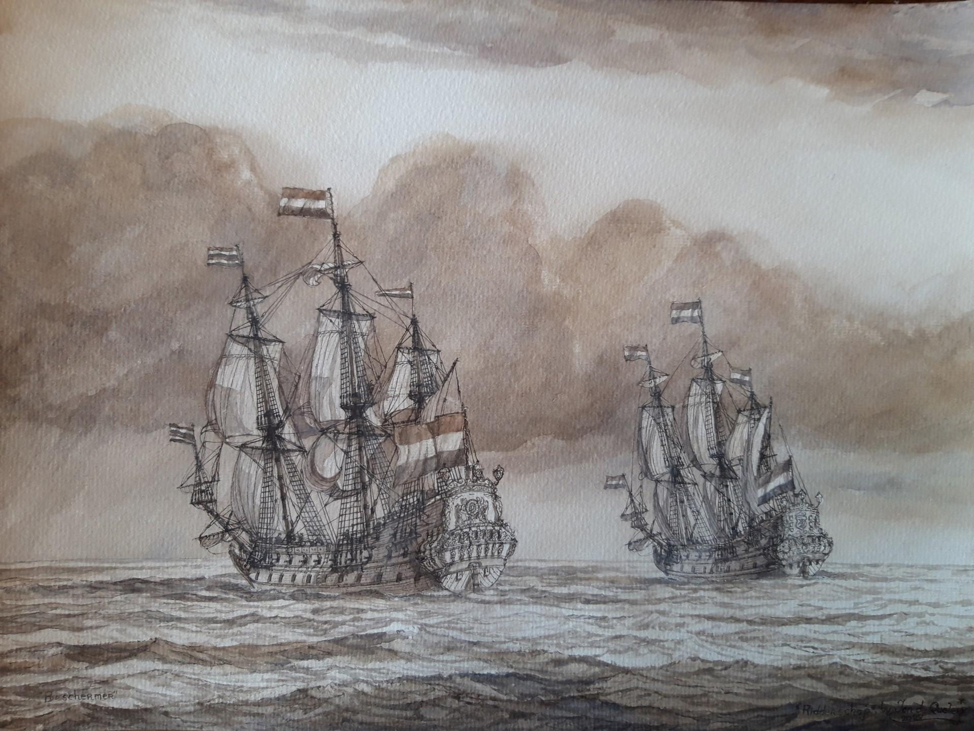 """The Ship """"Beschermer"""""""